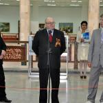 22 июня выставка Ташкент