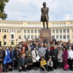 Пушкин в ташкенте